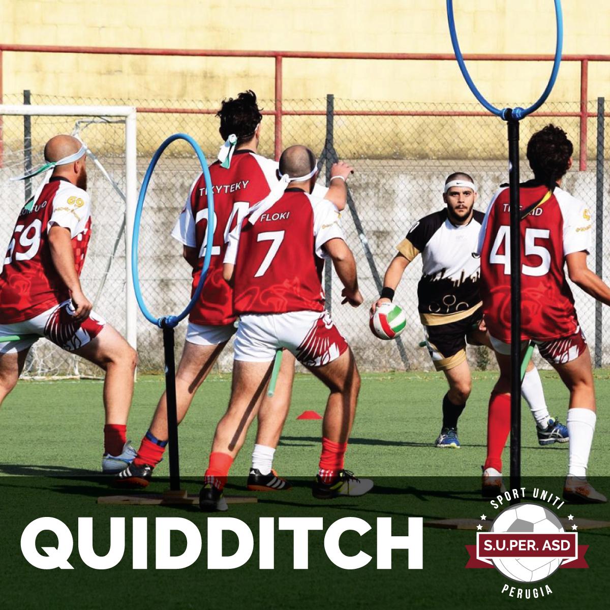 S.U.PER. ASD - Quidditch